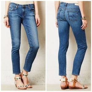 AG Goldschmied | The Stevie Ankle Slim Jeans 28